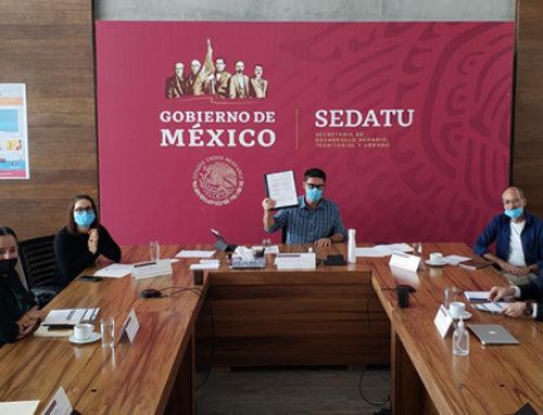 Sedatu participará en la planeación territorial del Tren Maya