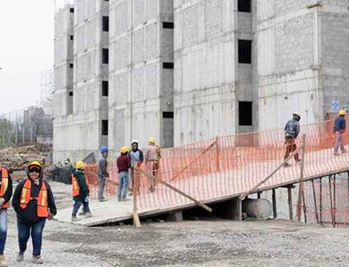 Se reactivarán 150 obras de vivienda tras contingencia