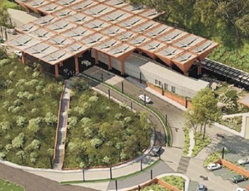 Dan a conocer diseño de las primeras dos estaciones del Tren Maya