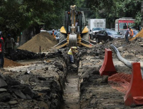 Destinará Sacmex 7 mil 320 mdp a la sustitución de la red hidráulica