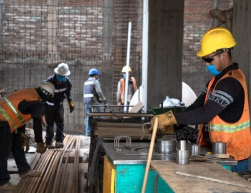 El sector de la construcción en la CDMX pide apoyo a la banca para reactivarse