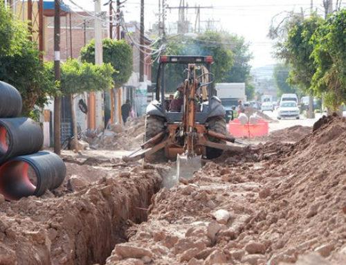 Invierte Gobierno Municipal 100 mdp en obras públicas