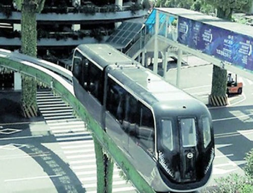 Tendrá Cancún Tren Ligero que irá del Centro a la ZH y hasta el Aeropuerto