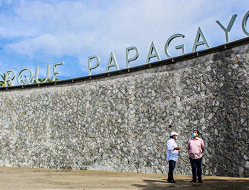 Así quedará el Parque Papagayo en Acapulco tras rescate