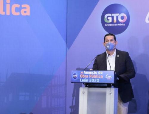 Invertirán 5 mil MDP en Obra Pública para León