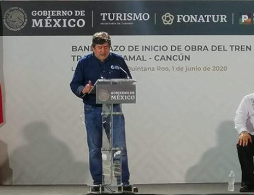 Sería un 40% eléctrico el Tren Maya en sus rutas de Cancún y Chetumal
