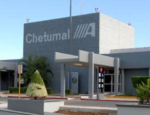 Alistan conclusión de obras en aeropuerto de Chetumal