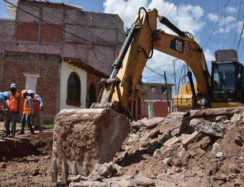 Celebran recuperación de empleos en la construcción