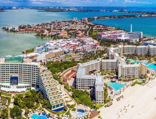 En puerta, más de 1,300 cuartos para la zona hotelera de Cancún