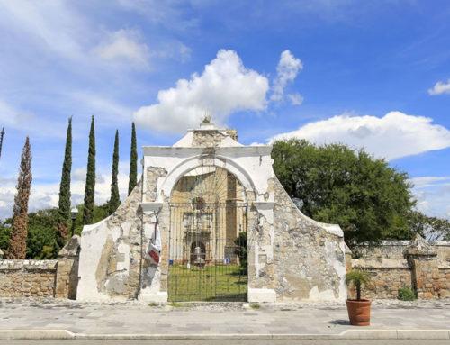 Reconstruidos, 52% de edificios históricos: INAH
