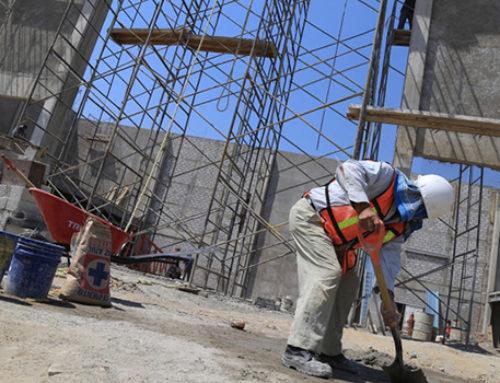 Avanza 22.5% la obra para el aeropuerto Felipe Ángeles