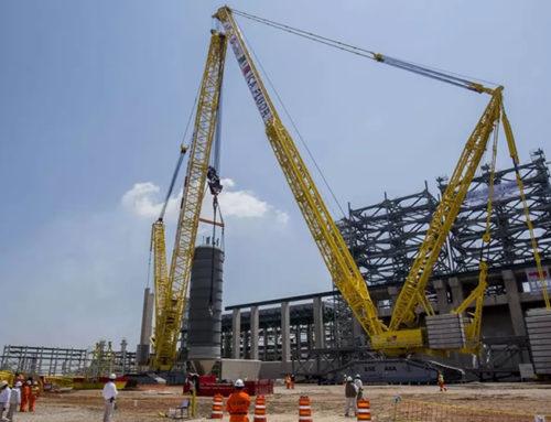 Suma avances producción de construcción