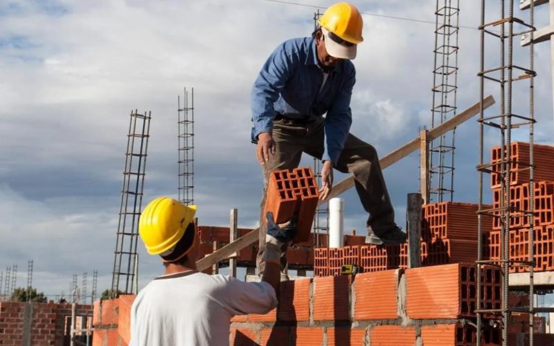 Construcción, el sector con mejores resultados en generación de empleos