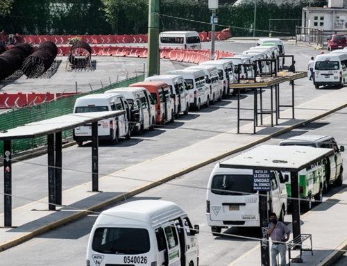 En la CDMX van por megaterminal de transporte público