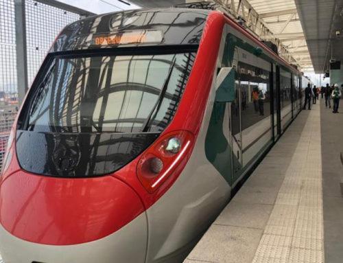 Rescatan Tren a Toluca: recomponen proyecto