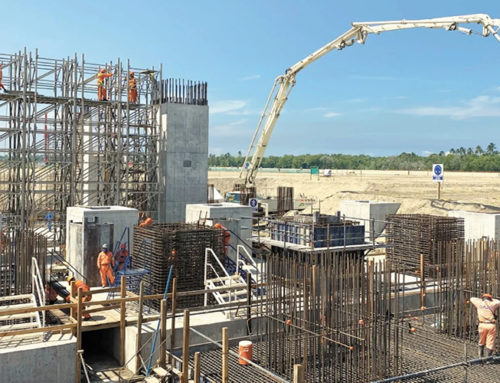 Refinería Dos Bocas suma contratos por 41 mil mdp