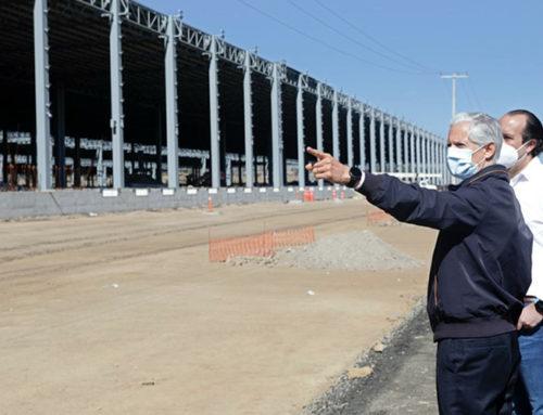 Anuncia EDOMEX inversión por 25 mil mdp en la Zona de Arco Norte
