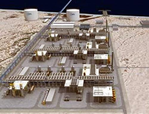 Construirán segundo megaproyecto de gas