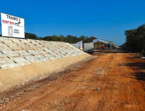 Fonatur acelera los trabajos de construcción del Tren Maya