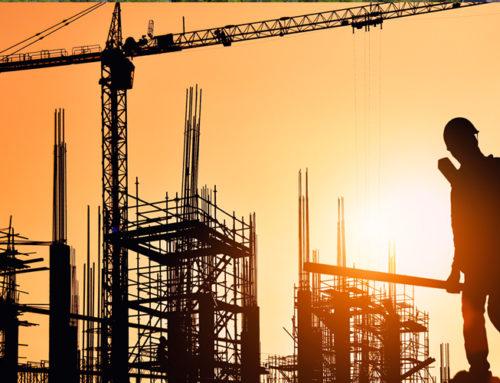 Impulsa construcción la inversión fija bruta