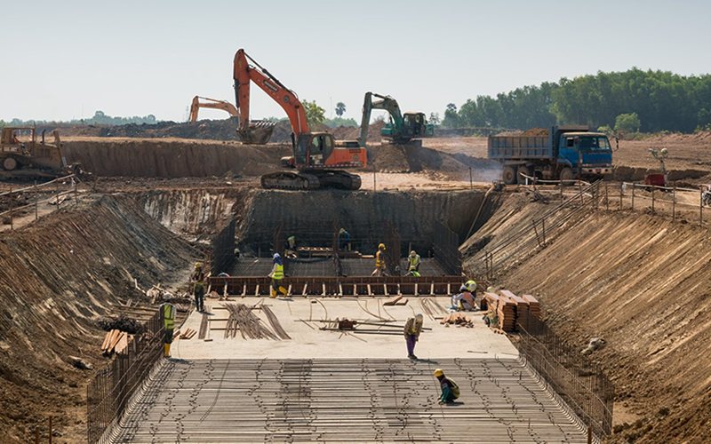 Inversión Fija Bruta en maquinaria y construcción registra variación anual  de 13.7% – Cámara Mexicana de la Industria de la Construcción