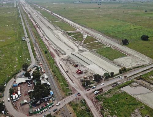 La SCT alista vialidad sin peaje hacia nuevo aeropuerto de Santa Lucía