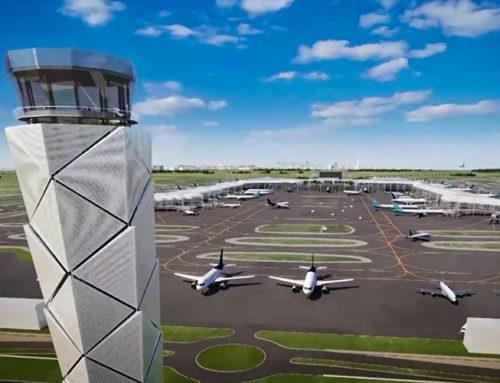 Prevén en el AIFA primera demostración aérea en febrero
