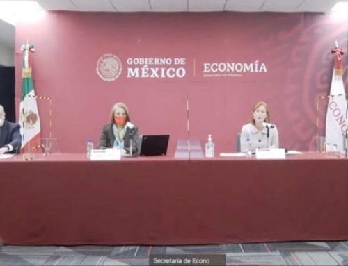 SE presenta Plan de Reactivación Económica para hacer frente a la actual crisis