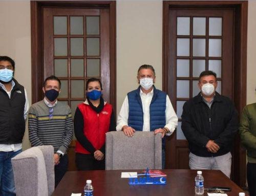 Se impulsará la obra pública en Tampico