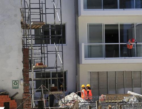 Sector de la construcción tendrá un respiro con 30% de operaciones