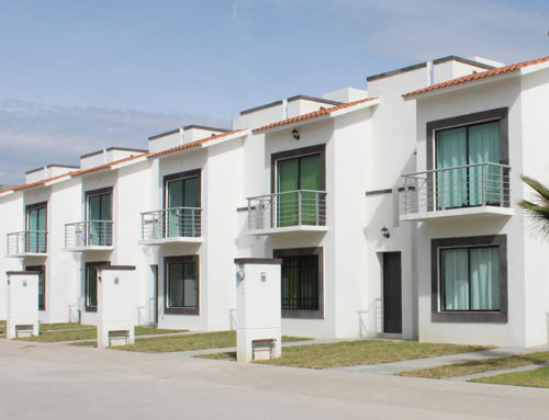 Mejora producción de vivienda formal