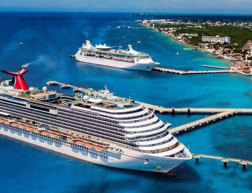 Cozumel podría ser un puerto base de cruceros
