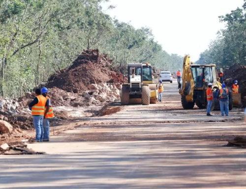 Ejército construirá tramo Playa del Carmen-Aeropuerto de Cancún del Tren Maya: AMLO