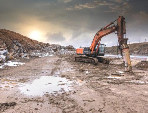 La construcción revirtió su recuperación a finales de 2020