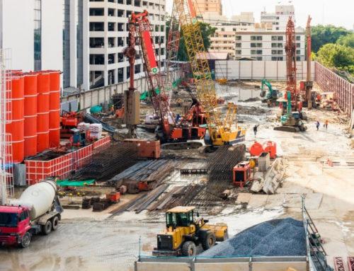 Los planes de las empresas de la industria de la construcción en 2021