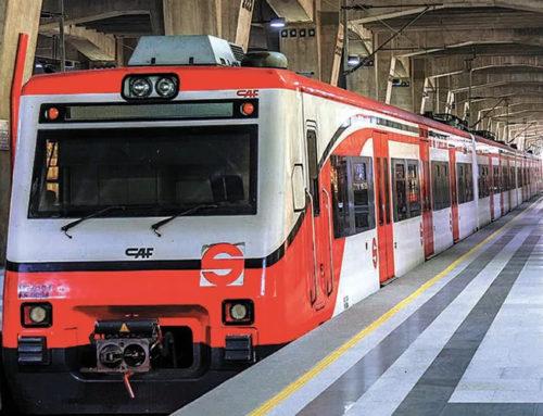 Tren Suburbano llegará al aeropuerto de Santa Lucía en 2023: CAF