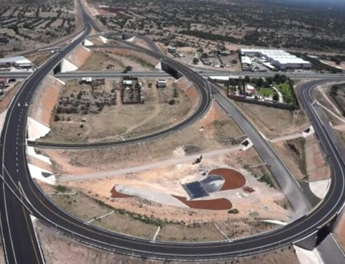 Así marcha el proyecto de la Vía Alterna a la Zona Industrial de SLP