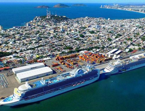 Construcción de nuevo muelle para cruceros en Mazatlán iniciará en junio