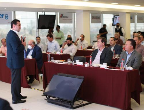 Francisco Cienfuegos destinará 3 mil 500 mdp para obras en Monterrey