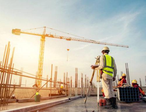 Impulsa la construcción a industria; creció 2.5% en febrero