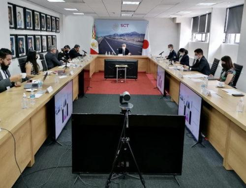 Japón planea junto a la SCT construir infraestructura en México