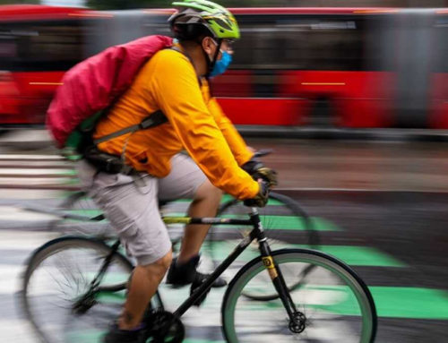 Presentan proyecto para ciclovía en Insurgentes