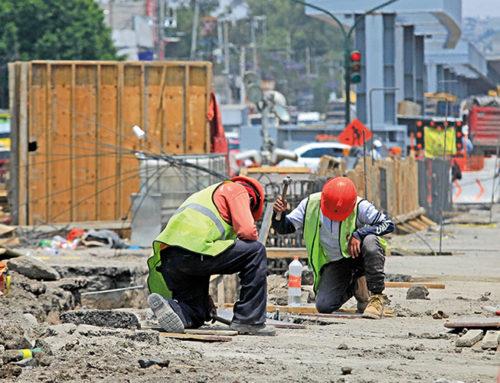 Sector de la construcción espera repunte económico