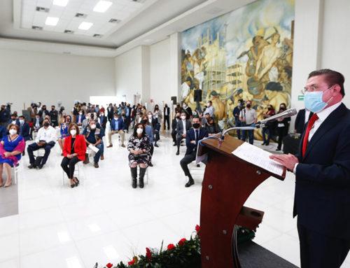 Durango, la mejor opción en la reactivación del turismo de convención: José Rosas Aispuro