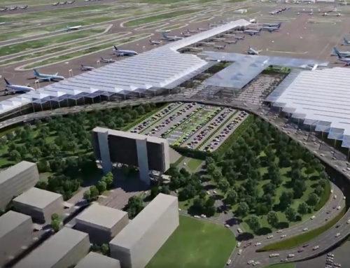 Aeropuerto de Santa Lucía tiene un avance financiero de 80%: Hacienda