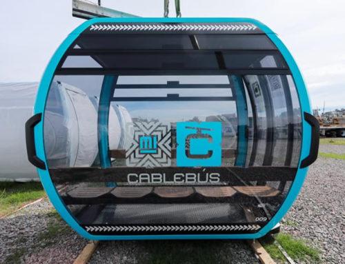 El Cablebús en GAM, segundo más usado en América Latina