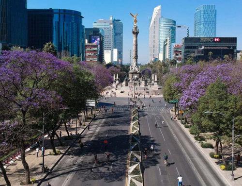 Prevén inversión de 9 mil mdp para relanzamiento de Paseo de la Reforma