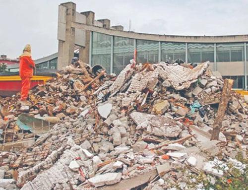 Publican norma sobre residuos de construcción