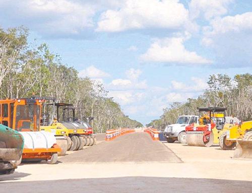 Alistan 11 gasolineras para ruta del Tren Maya