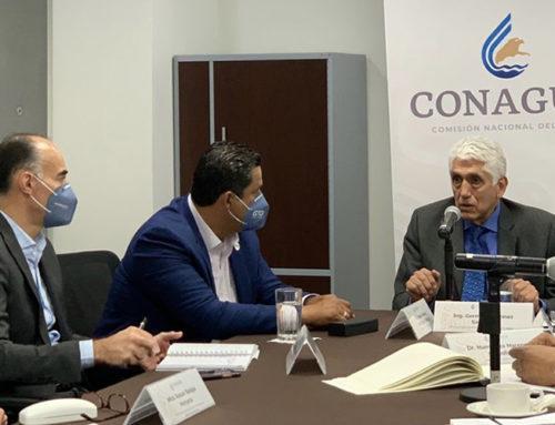 Guanajuato: Conagua y gobierno buscarán alternativas para el abasto de agua en León